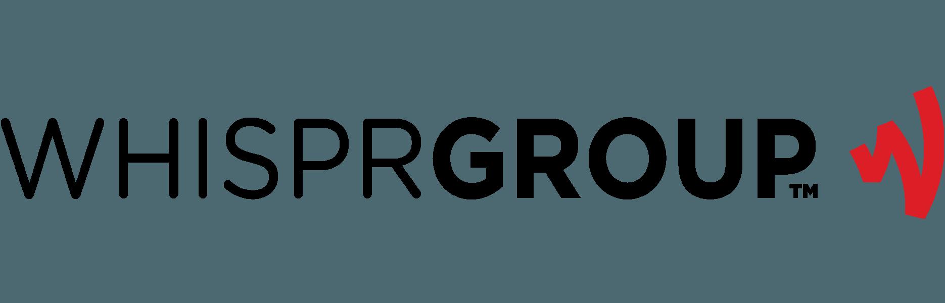 Whispr Group Logo